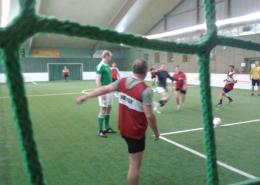 Hallen-Fussball