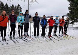 Skilanglauf Oberhof Februar 2017